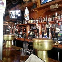 Photo taken at Pearl Street Grill & Brewery by Virgil P. on 6/23/2013