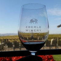 Photo taken at Eberle Winery by Totally_Tate on 11/15/2017