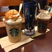 Photo taken at Starbucks by Acco 1. on 11/21/2012