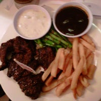 Photo taken at Holycow! Steakhouse by AFiF B. on 8/1/2013