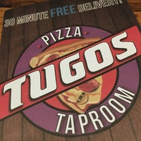 Photo taken at Pizza Tugos by Chas Z. on 5/12/2017
