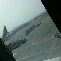 Photo taken at Calicut International Airport by Sujin S. on 11/9/2013
