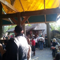 Photo taken at The Dragon Inn at Maryland Renn Fest by Shane W. on 10/6/2012
