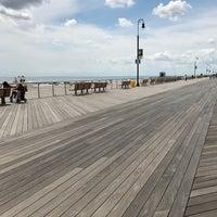 Photo taken at Long Beach Boardwalk by Mike T. on 8/8/2017