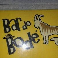 Foto tirada no(a) Bar do Bode por Wilza F. em 3/27/2013