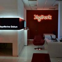 Photo taken at Digiturk - Babaoğlu Teknoloji by Fırat S. on 10/26/2013