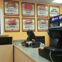 Photo taken at Fairport Hots by Bill on 3/27/2016