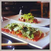 Photo taken at Sushi Roku by Crystal S. on 5/31/2013