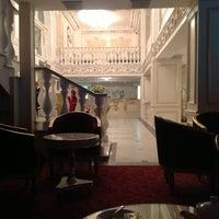 Снимок сделан в Geneva Royal Hotels & SPA Resorts пользователем Olga H. 4/4/2013