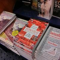 Photo taken at Orell Füssli - The Bookshop by Ville N. on 1/18/2014