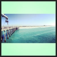 Photo taken at Southside HB Pier by Cody D. on 3/24/2013