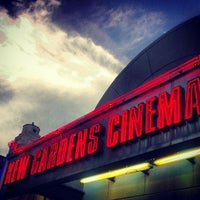 Photo taken at Kew Gardens Cinema by Noel A. on 7/27/2013