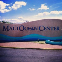 Photo taken at Maui Ocean Center, The Hawaiian Aquarium by Daniel M. on 10/19/2012