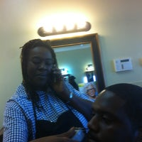 Photo taken at Prime Time Barbershop by Lewis T. on 1/12/2013