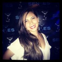 Photo taken at Senses Club by Cláudia M. on 11/29/2012