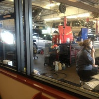 Photo taken at Firestone Complete Auto Care by Mike C. on 5/29/2013