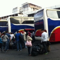 Photo taken at Terminal Expresos Occidente by Jorge R. on 12/27/2012