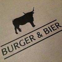 Das Foto wurde bei Burger & Bier von Michael G. am 11/29/2014 aufgenommen