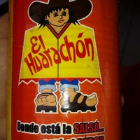 Photo taken at El Huarachon by Jorge I. on 8/18/2013