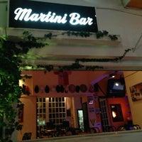 Photo taken at Martini Bar by Андрей ✂✂✂ К. on 7/13/2013