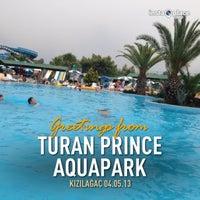 Photo taken at Turan Prince Aquapark by sergey u. on 5/6/2013