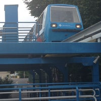 Photo taken at Monorail presented by Capital BlueCross by Daniel O. on 8/5/2013