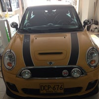 Photo taken at Evolution Car Graphics by Camilo R. on 10/3/2013