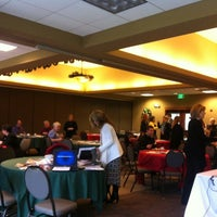 Photo taken at Bellingham Golf & Country Club by Katharine C. on 11/28/2012