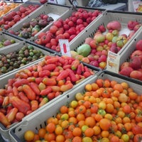 Photo taken at Ferry Plaza Farmers Market by Adrian on 9/15/2012