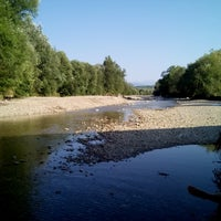 Photo taken at Река Дах by Ivanov A. on 8/15/2014