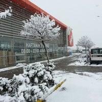 Photo taken at Koçtaş by Duygu G. on 1/8/2013