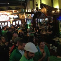 Photo taken at Irish Pub by Adam B. on 3/16/2013