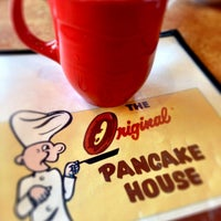 Photo taken at The Original Pancake House by Laura W. on 9/29/2013