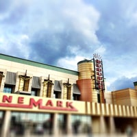 Photo taken at Cinemark at Macedonia by Laura W. on 6/24/2017