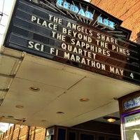 Photo taken at Cedar Lee Theatre by Laura W. on 5/4/2013