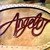 Photo taken at Angelo's Pizza by Laura W. on 2/26/2013