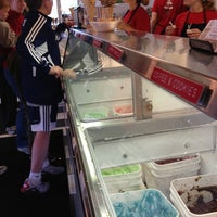 Photo taken at Strachan's Ice Cream by Justin M. on 2/17/2013