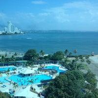 Photo taken at Hilton Cartagena by Justin M. on 2/10/2013