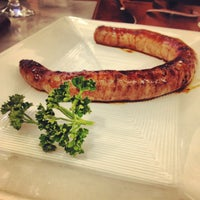 Photo taken at The Butcher Shop & Grill by Nader on 5/13/2013