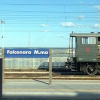 Photo taken at Stazione Falconara Marittima by Viv63 on 12/9/2012