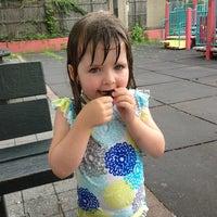 Photo taken at Park Slope Playground by John C. on 7/13/2013