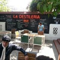Foto tomada en La Destileria por Miguel G. el 1/25/2013