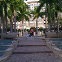 Photo taken at The Shops At Midtown Miami by Brandon A. on 12/2/2012