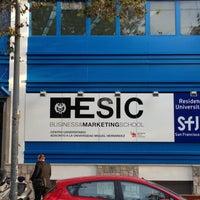 Foto tomada en ESIC Valencia por Juanpedro A. el 11/26/2012