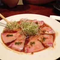Photo taken at Gochi Japanese Fusion Tapas by Scanner on 2/17/2013