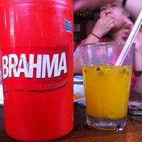 Photo taken at Brazucas Tropical Surf Bar by Camilla D. on 2/16/2013