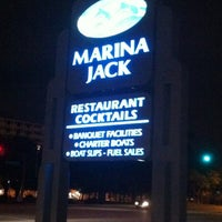 Photo taken at Marina Jack by John K. on 11/13/2012