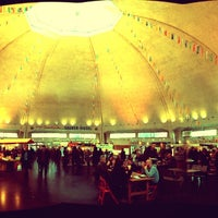 Photo taken at Markthalle by Aaron A. on 1/29/2015