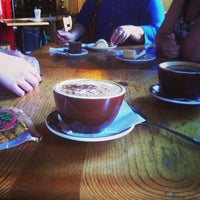 Photo taken at Aroma Roasters by Amy L. on 6/7/2013