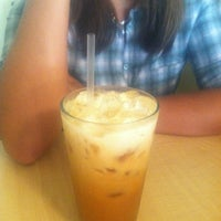 Photo taken at Thai Time Cafe by JD M. on 7/24/2013